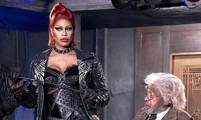 Take a Glimpse Into FOX's 'Rocky Horror Picture Show' With These First-Look Pictures