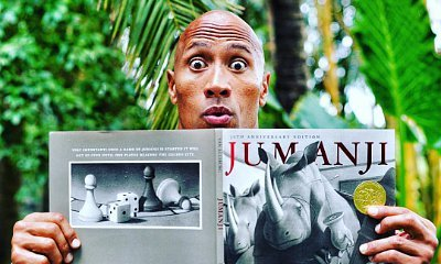 The Rock Gives Update on 'Jumanji' Reboot, Hopes Robin Williams' Family 'Will Be Proud'