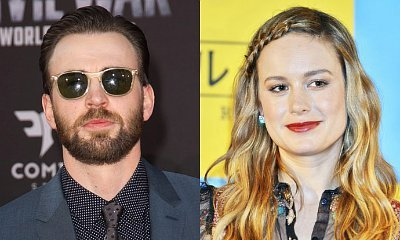 Chris Evans Wants Brie Larson to Play Captain Marvel
