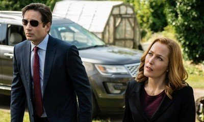 David Duchovny and Gillian Anderson 'on Board' for 'X-Files' Season 11