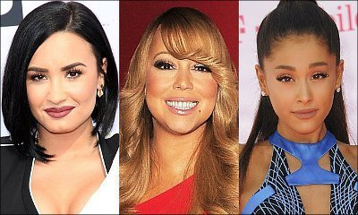 Demi Lovato Throws Shade at Mariah Carey After Fan Compared Diva to Ariana Grande