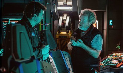 First Look at Danny McBride in New 'Alien: Covenant' Set Photo