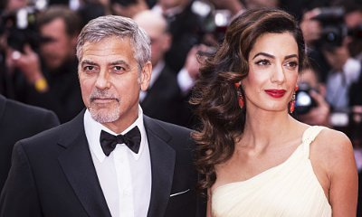 George Clooney Reportedly 'Refused' to Protect Wife Amal From 'Bloodthirsty Terrorists'