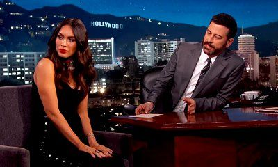 Jimmy Kimmel Criticized for Claiming Megan Fox Lied to Him About Her Pregnancy. Here's His Response
