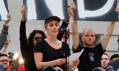Lady GaGa Delivers Heartfelt Speech at L.A. Vigil for Orlando Shooting Victims