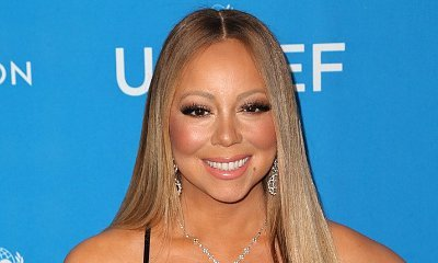 Mariah Carey Risks Nip Slip While Baring Cleavage in These Jaw-Dropping Photos