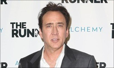 Nicolas Cage Spotted Kissing Mystery Woman After Splitting From His Wife