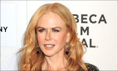 Nicole Kidman Looks Older With Grey Wig on 'Top of the Lake' Set