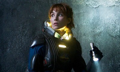 'Prometheus' Star Noomi Rapace Returns for 'Alien: Covenant' After All