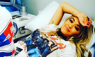 Rita Ora Hospitalized due to Exhaustion