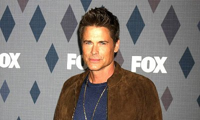 Rob Lowe to Get Roasted on Comedy Central