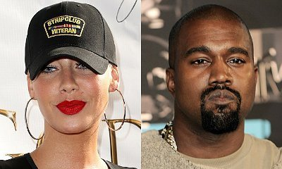 Amber Rose on Kanye West's 'Famous': 'I've Worked My F***ing Ass Off'
