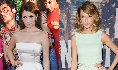 Anna Kendrick: 'I'd Be Terrible at Being Like Taylor Swift'