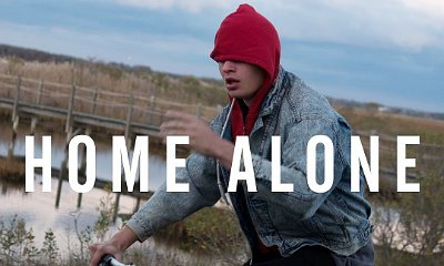 Ansel Elgort Releases Upbeat Debut Single 'Home Alone'