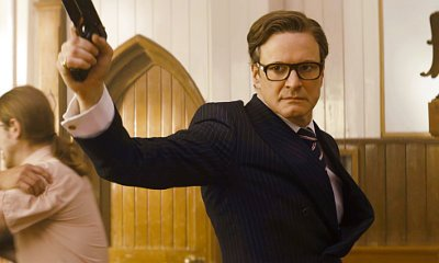 Colin Firth Officially Back in 'Kingsman 2'. See His First Photo on the Set!