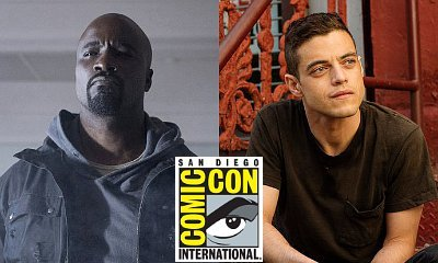 Comic-Con Thursday TV Schedule: 'Luke Cage', 'Mr. Robot' and More