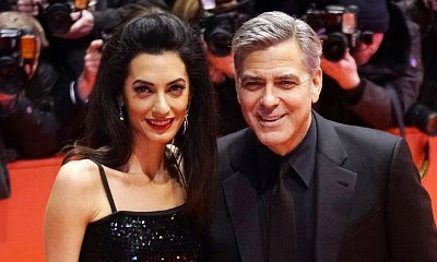 George and Amal Clooney Are Reportedly Expecting First Child