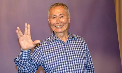 George Takei Disappointed Over Gay Sulu in 'Star Trek Beyond'