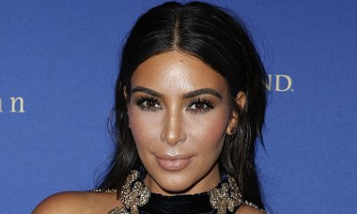 Kim Kardashian Looks Fierce as She's Pictured for the First Time Since Reigniting Taylor Swift Feud