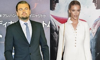 Officially Dating? Leonardo DiCaprio Pictured Making Out With Nina Agdal on Malibu Beach