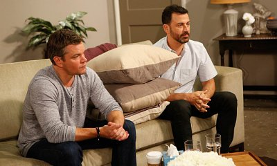 Matt Damon and Jimmy Kimmel Go to Couples Therapy Again. Does It Work This Time?