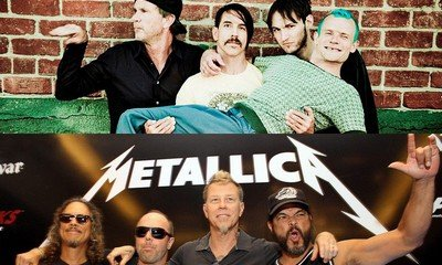 Oops! Red Hot Chili Peppers Mistaken for Metallica at Belarus Airport