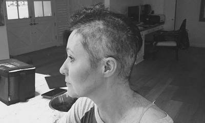 Shannen Doherty Shaves Her Hair Amid Breast Cancer Battle