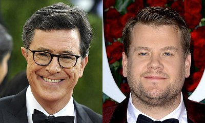 Stephen Colbert 'Hurt' by Rumors That James Corden May Take Over His 'Late Show' Time Slot