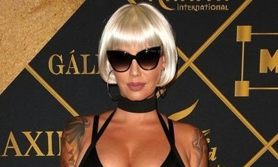 Amber Rose Rumored to Join 'Dancing with the Stars' Season 23