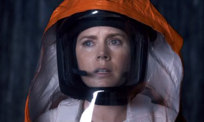Amy Adams Attempts to Make Contact With Alien in 'Arrival' Teaser Trailer