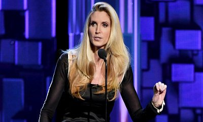At Rob Lowe Roast, Ann Coulter Ends Up on the Receiving End of Comics' Jabs