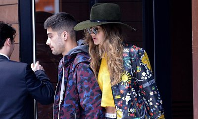 Gigi Hadid Shares This Cute Picture of Zayn Malik and People Are Now Jealous of Her