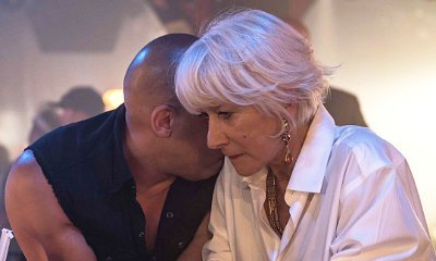 First Look at Helen Mirren in 'Fast and Furious 8' Shared by Vin Diesel