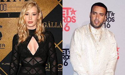 Iggy Azalea and French Montana Are Pictured Kissing as a Source Confirms Their Relationship