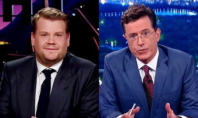 James Corden Debunks 'Silly' Rumors That He Will Be Taking Over Stephen Colbert's Time Slot