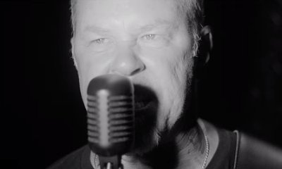 Metallica Premieres 'Hardwired' Video Off Their Upcoming Album