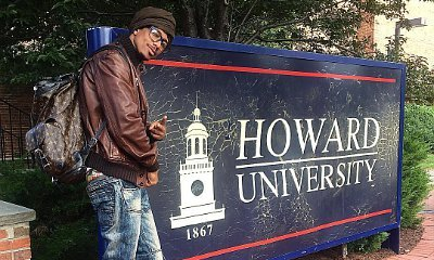 Nick Cannon Enrolls at Howard University, Shares Quotes About Education