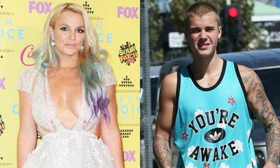 One of Britney Spears' 'Glory' Tracks Reportedly Features Justin Bieber