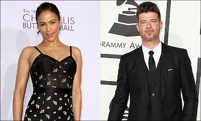 'No Regrets!' Paula Patton Shares Epic Throwback Picture With Ex Robin Thicke