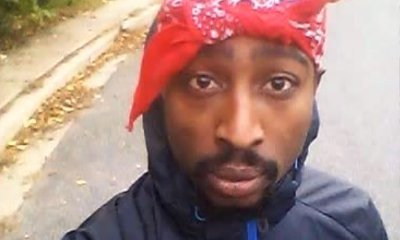 Is Tupac Still Alive? Rapper's New Selfie Arrives 20 Years After His Death