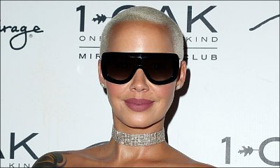 Amber Rose Traumatized by Her First Threesome. Here's Why