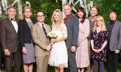 'Big Bang Theory': Penny and Leonard Now Have Proper Wedding Photos With Their Families
