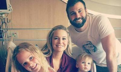 'Bachelorette' Alum Emily Maynard Gives Birth to Her Third Child