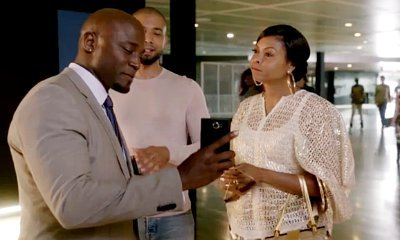 'Empire' Season 3 Clip: Cookie Is Rude to Taye Diggs' Angelo at Their First Meeting