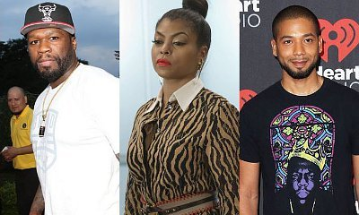 50 Cent Starts 'Empire' Feud With Taraji P. Henson, Jussie Smollett Also Weighs In