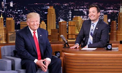 Jimmy Fallon Messes Up Donald Trump's Hair Because It May Be the Last Time He Can Do It