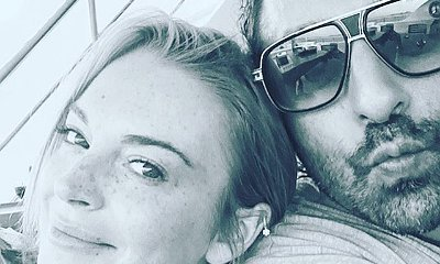 Lindsay Lohan Gets 'Very Serious' With Dennis Papageorgiou, Who 'Saved Her' From Ex Egor