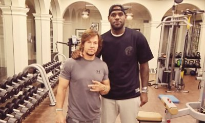 Mark Wahlberg May Team Up With LeBron James in Fantasy Movie 'Ballers'