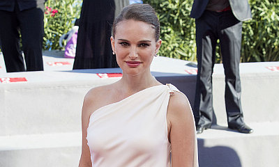 Natalie Portman Expecting Baby No. 2, Showing Off Baby Bump in Venice