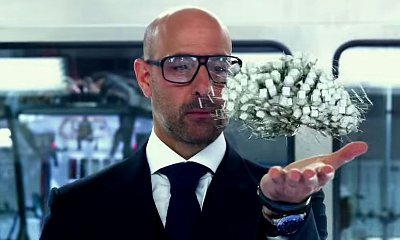 Stanley Tucci Confirms He Will Return for 'Transformers: The Last Knight'